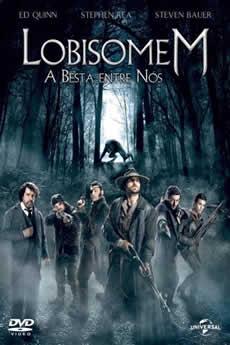 capa Lobisomem - A Besta Entre Nós