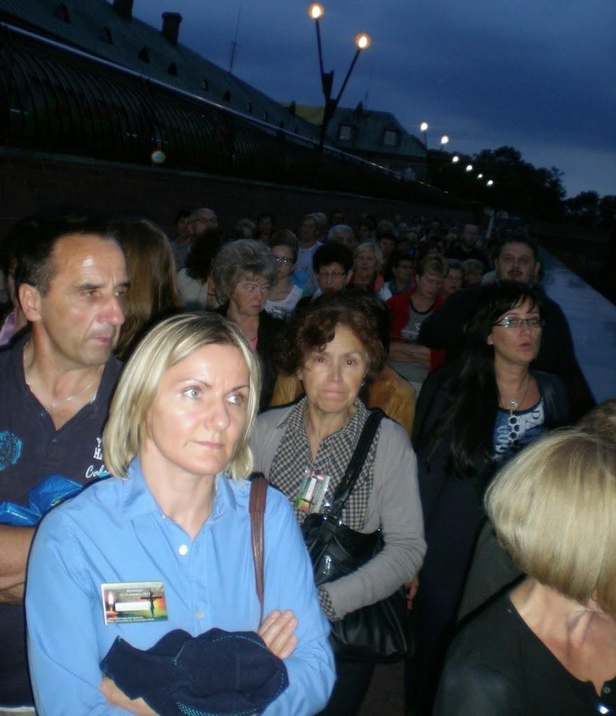 2014 Rekolekcje - Podwyższenie Krzyża Świętego w Częstochowie - DSCN5149.JPG