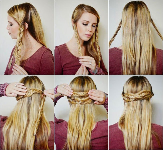 2018 Weave Hairstyles With Braids Easier To Make. 1