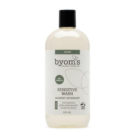303 - SENSITIVE WASH – PROBIOTIC LAUNDRY DETERGENT - NEUTRAL