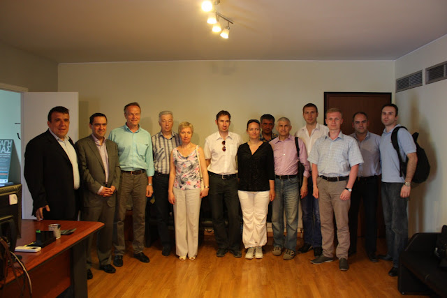 Green computing and communication workshop and TEMPUS GREENCO meeting within PACET 2015 Conference - IMG_4061.JPG