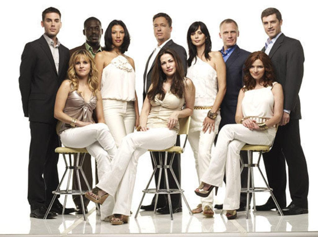 army wives cast 2011. Army Wives series is based on