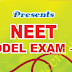 NEET EXAM -2020.. MODEL EXAM-08.. QUESTION & ANSWERS.