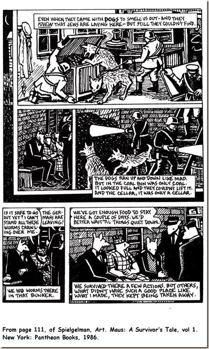 Pirates Amp Revolutionaries Spiegelman Ch5 Of Maus I