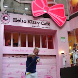 herro kitty cafe! back-at-y'all in Seoul, Seoul Special City, South Korea