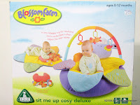 Early Learning Centre Blossom Farm Sit Me up Cosy Deluxe