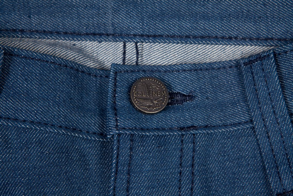 Japanese-Dutch Jeans But Not a Hybrid!