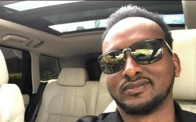 Somali-American businessman Mohammed Bashir Mohamoud photo