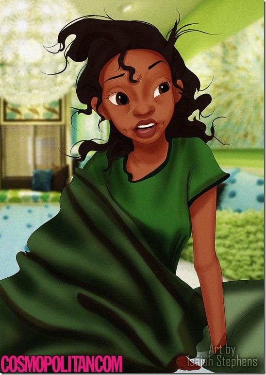 princesas disney recien levantadas de la cama (6)