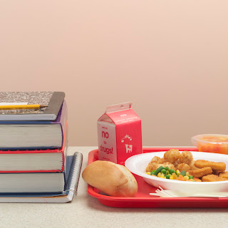 School Hot Lunch