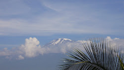 Sommet du Kilimanjaro 5895m.