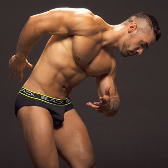 Arad Winwin for Black Briefs