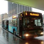 Mercedes Citaro van conexxion bus 9135 met lijn 5 naar Muziekwijk