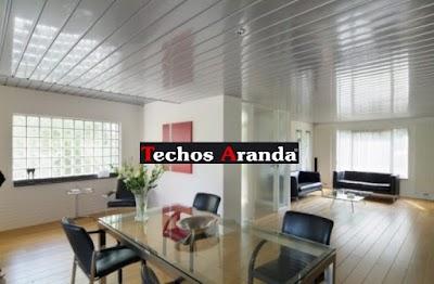 Precios economicos techos registrables Madrid