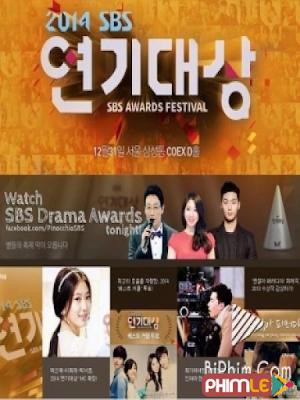 SBS Drama Awards 2014