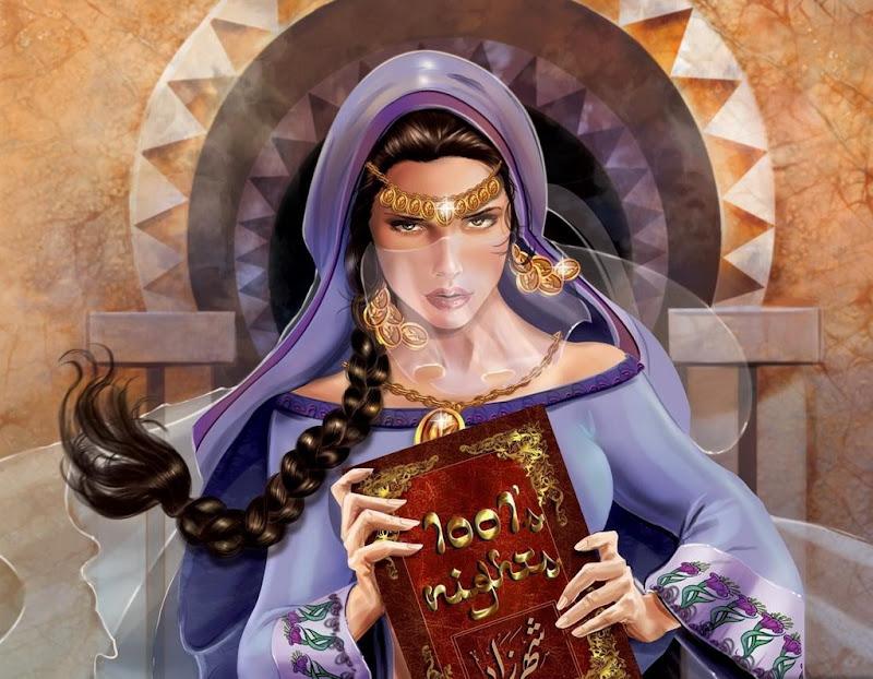 Magic Book Spell, Mystery