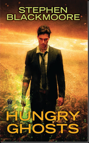 Hungry Ghosts (Eric Carter #3) by Stephen Blackmoore