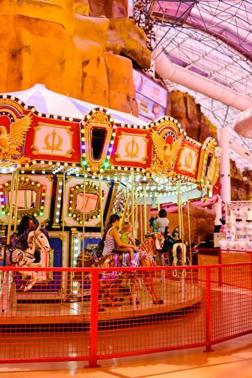 Circus Circus Adventuredome in Las Vegas | Amusement Parks in Las Vegas.
