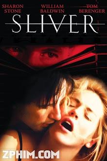 Lát Cắt - Sliver (1993) Poster
