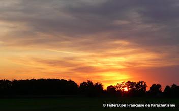 Photo: Sunset, Championnat du Monde de Voile Contact, sept. 2008