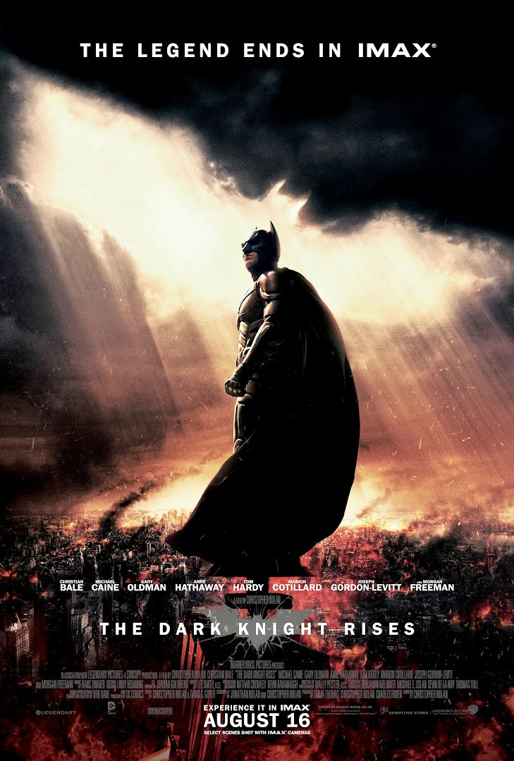 El caballero oscuro: La leyenda renace - The Dark Knight Rises (2012)