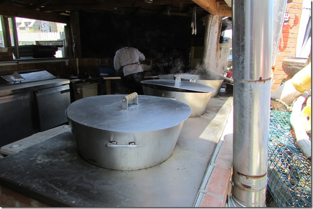 The Lobaster Cooking Pots