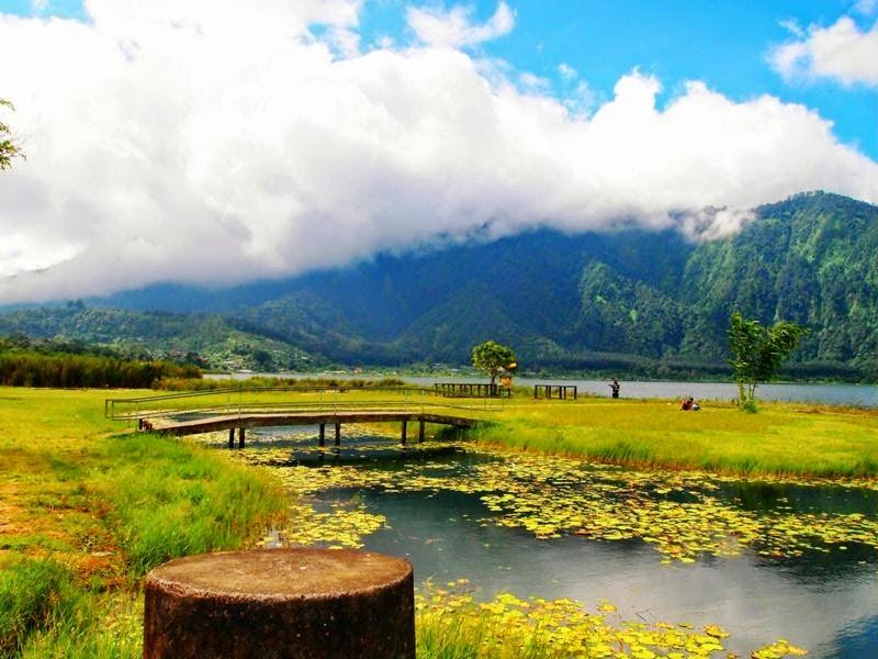 The Lake of the Goddess