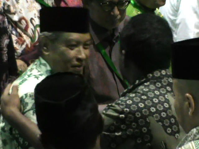 Aklamasi, LPJ PBNU 2010-2015 Diterima Muktamirin