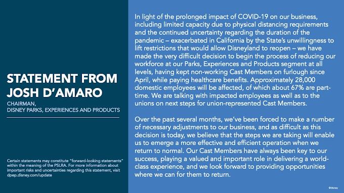 WDW: os impactos da pandemia na empresa Disney como um todo