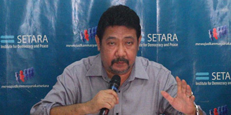 75 Pegawai KPK Gagal TWK, Ketua Setara Institute: Hal Biasa, Lumrah