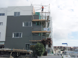 Residential Scaffolding - Apartments