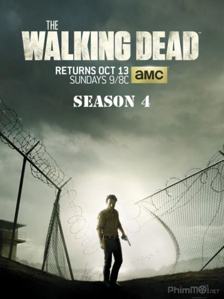 Xác Sống 4 - The Walking Dead (Season 4)