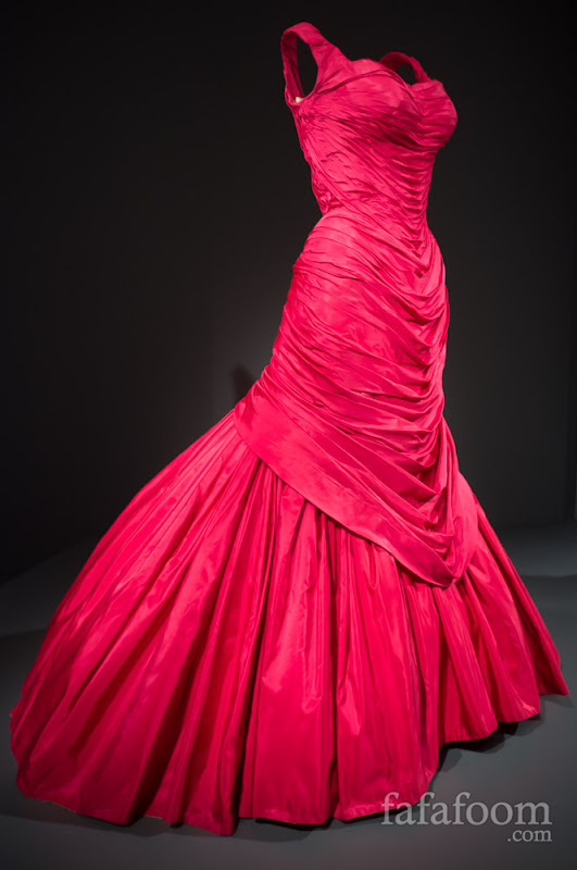 "Charles James, ""Tree"" ball gown, 1955."