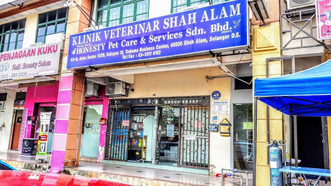 Shah Alam Veterinary Clinic Klinik Veterinar Shah Alam Veterinarian