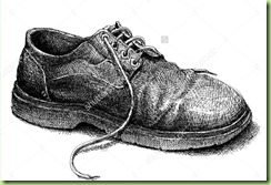 stock-photo-old-shoe-hand-drawn-monochrome-old-shoe-79253908