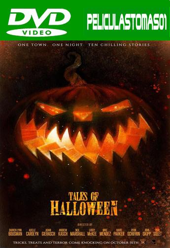 Cuentos de Halloween (2015) DVDRip