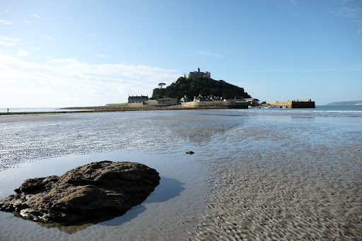 Early morning at St Michael's Mount