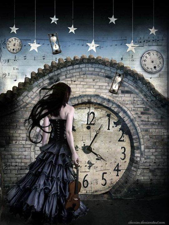 Magical Clocks, Magic And Spells