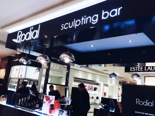 A Facial and Makeover at the Rodial Sculpting Bar | Harvey Nichols London