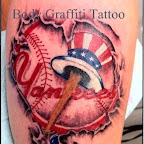 pt01288-New York Yankees logo looking like it is torn through the skin..jpg