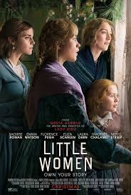 Little Women (2019 Film Poster)