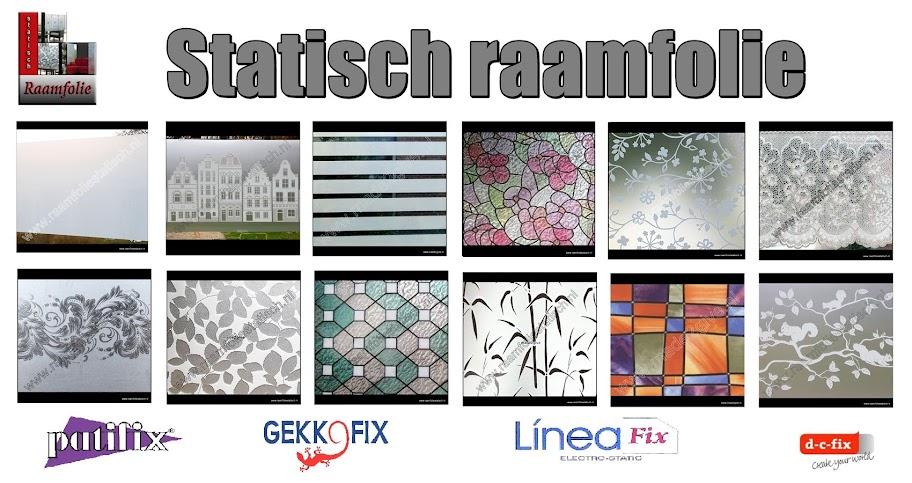 Statische raamfolie - www.raamfoliestatisch.nl