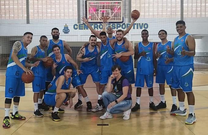 Basquete de Araçatuba vence Liga do Centro Oeste Paulista