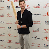 OIC - ENTSIMAGES.COM - Jim Chapman at the Dockers Flannels for Hero's Charity cricket match and Garden party Chelsea London 19th June 2015  Photo Mobis Photos/OIC 0203 174 1069