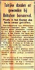 Bombardement Enschede januari 1942.