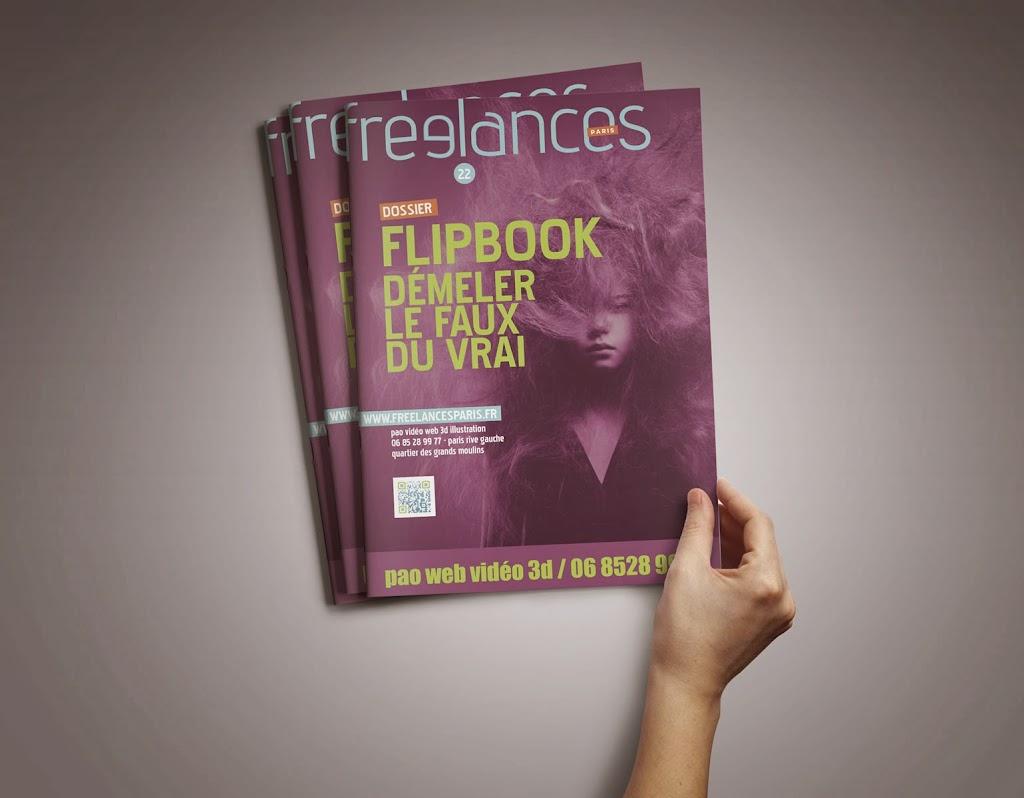 magazine Freelances WEB Flipbook démeler le faux du vrai