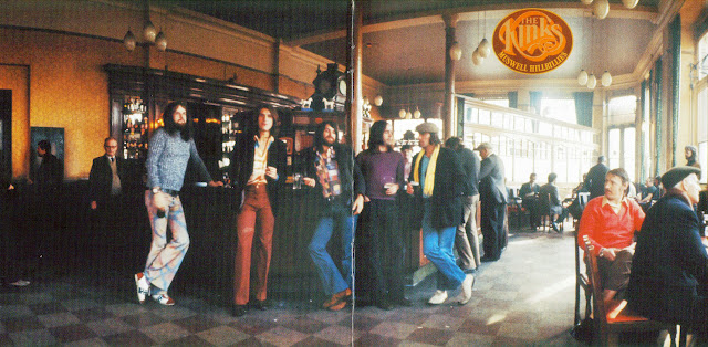 the Kinks ~ 1971b ~ Muswell Hillbillies