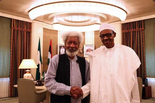 """How can you ""Honour Abiola And Be Praising Abacha, Soyinka ask Buhari"