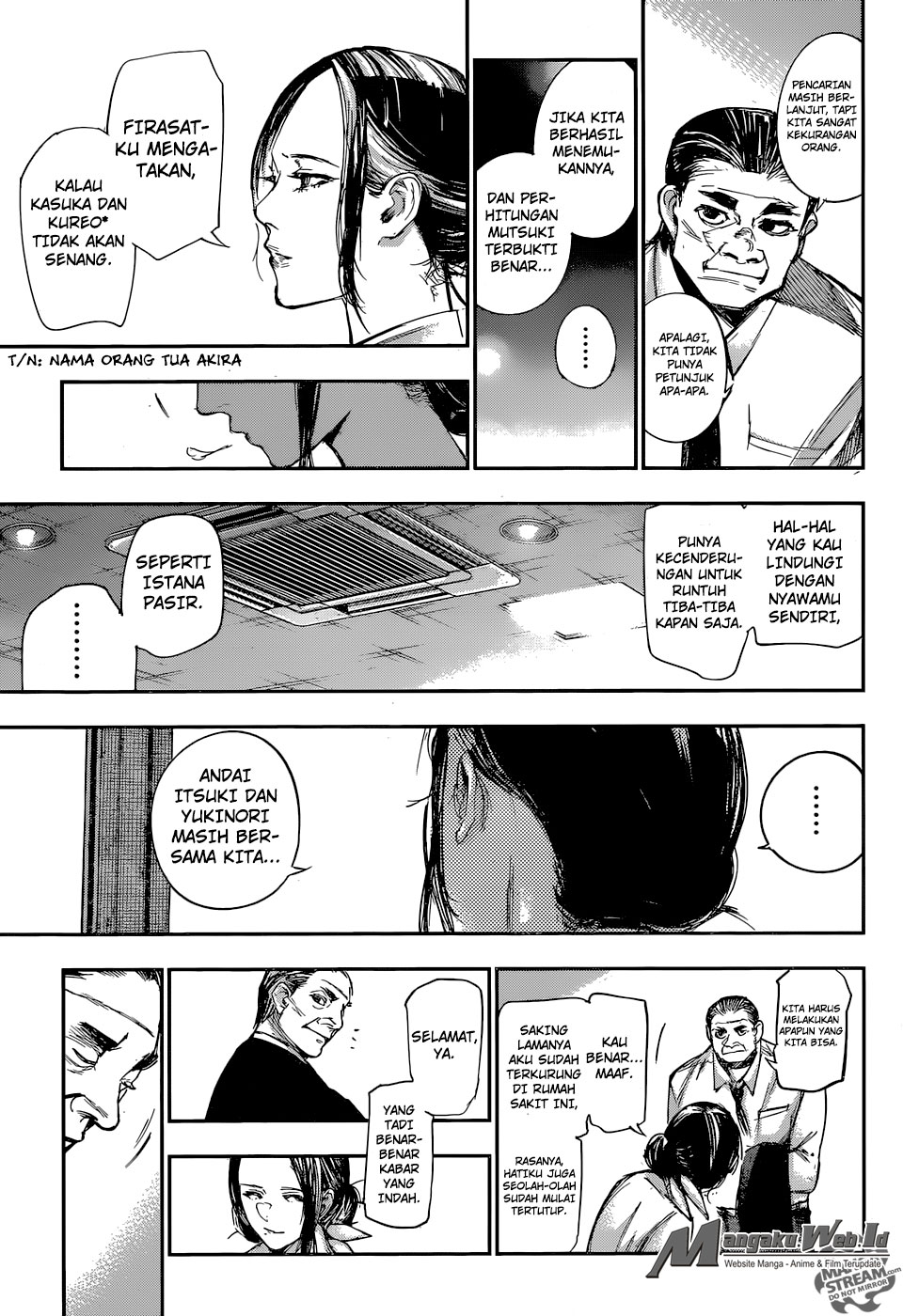 Tokyo Ghoul: Re Chapter 104-6