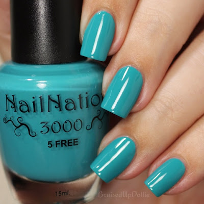 NailNation 3000 Sisterhood Of The Traveling Mani